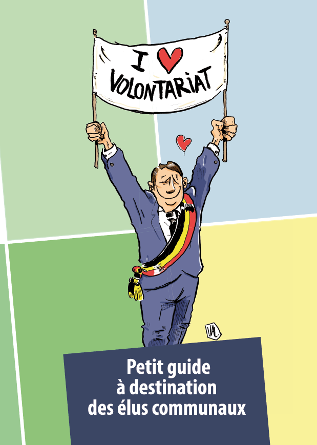 2018 PART élus communaux guide cover
